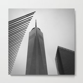 Calatrava to Freedom Metal Print