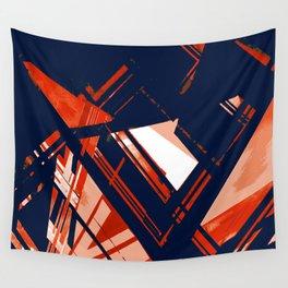 Static1, rwb Wall Tapestry