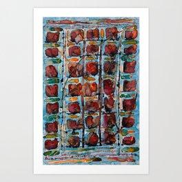 La Calle Ocho Art Print