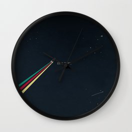 7. Home of the brave Wall Clock