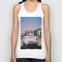 jeep Tank Tops featuring Jeep by Warren Silveira + Stay Rustic