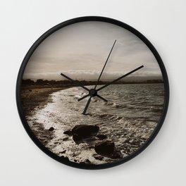 COYOTE POINT III Wall Clock