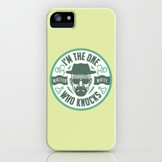 I'm the one who knocks iPhone (5, 5s) Slim Case