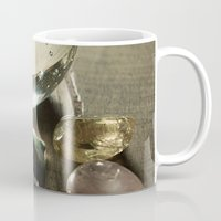 crystals Mugs featuring Crystals by VanessaValkyria