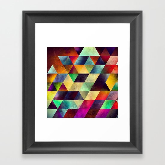 lymyrynz Framed Art Print