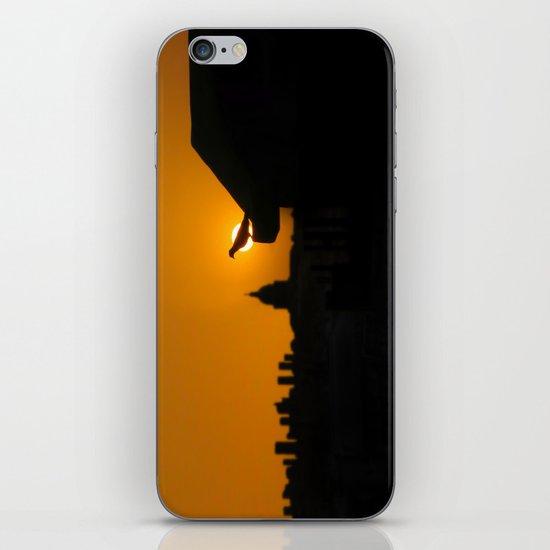 Pigeon Eclipse2 iPhone & iPod Skin