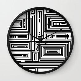 Stockhausen Wall Clock