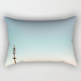 Communication Rectangular Pillow