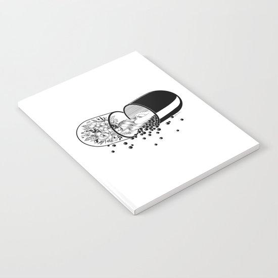 Sleep Forever Notebook