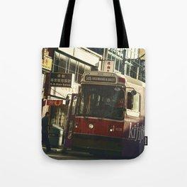 505 Dundas Streetcar China Town Tote Bag