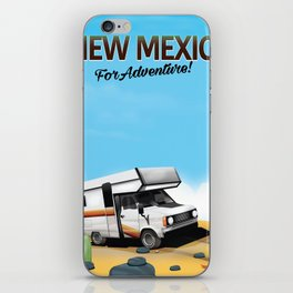 New Mexico - For Adventure iPhone Skin