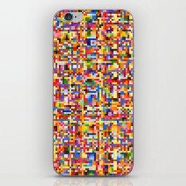 Uplink Detail iPhone Skin