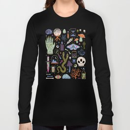 Curiosities Long Sleeve T-shirt
