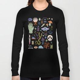 Curiosities Long Sleeve T-shirt