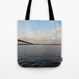 The Edison Bridge Tote Bag