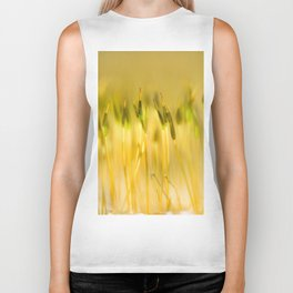 Colorful sprouts Biker Tank