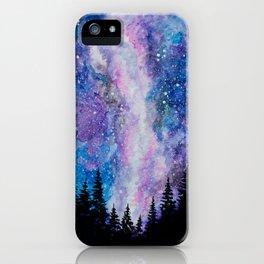 Galaxy Milky Way iPhone Case