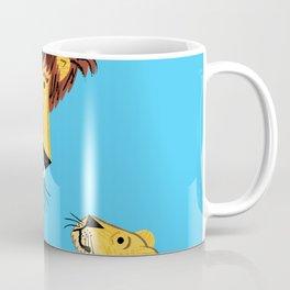 Listen To The Lion Coffee Mug