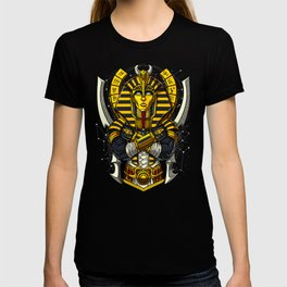 Egyptian Pharaoh Tutankhamun Ancient King Tut T-shirt