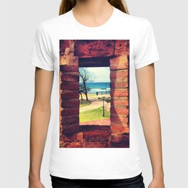 Framing Paradise T-shirt