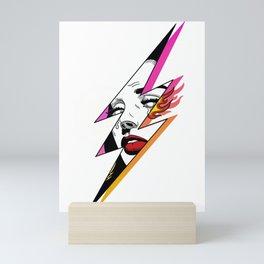 A Woman Scorned Mini Art Print
