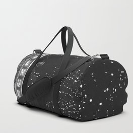 holiday in the city Duffle Bag
