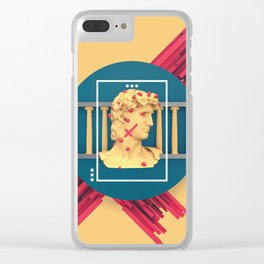 direction Clear iPhone Case