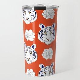 Auburn orange Travel Mug
