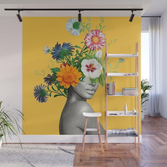 Bloom 5 Wall Mural