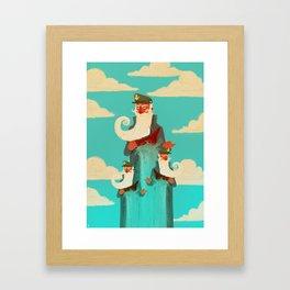 Marujo Framed Art Print