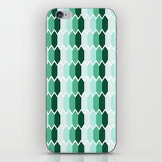 Darling, let's be adventurers iPhone & iPod Skin