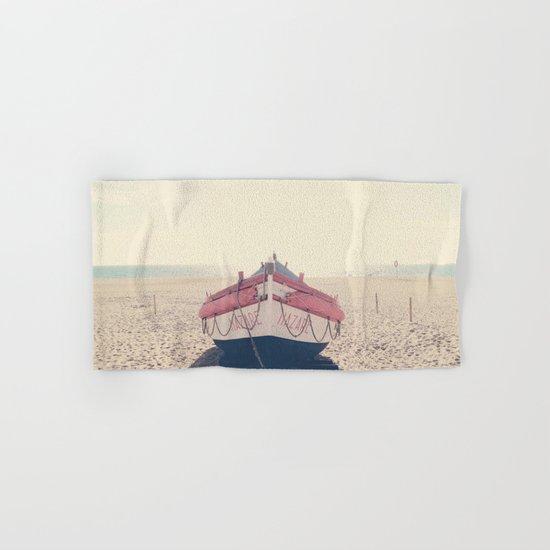 Boat Hand & Bath Towel