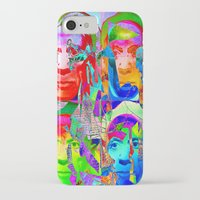 picasso iPhone & iPod Cases featuring Pop Picasso by Ganech joe