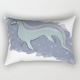 Sea Dragon Rectangular Pillow