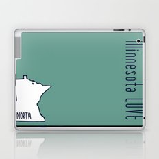 We are North 2 Laptop & iPad Skin
