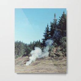 UFO? Metal Print