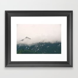 Go Explore Your World Framed Art Print