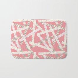 Washi [Pink] Bath Mat