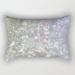 【葉と足】Ha to Ashi Rectangular Pillow