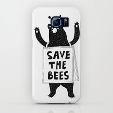 SAVE THE BEES Slim Case Galaxy S7