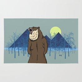 Grizzly Beard Rug