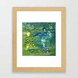 Wax #3 Framed Art Print