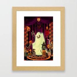 ROOM 237 Framed Art Print