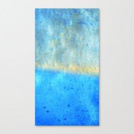 Eternal Blue - Blue Abstract Art By Sharon Cummings Canvas Print