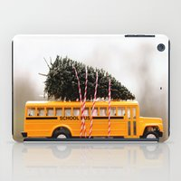 christmas tree iPad Cases featuring Christmas Tree by Beverly LeFevre