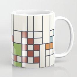 Frank lloyd wright pattern S02 Coffee Mug