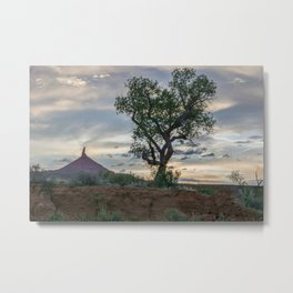 Nowhere in Particular Metal Print