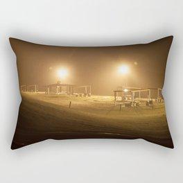 Park Lights Rectangular Pillow