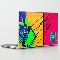 coke Laptop & iPad Skins featuring Coke by Alec Goss