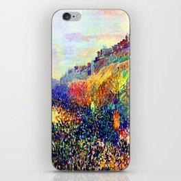 Camille Pissarro Mardi Gras iPhone Skin